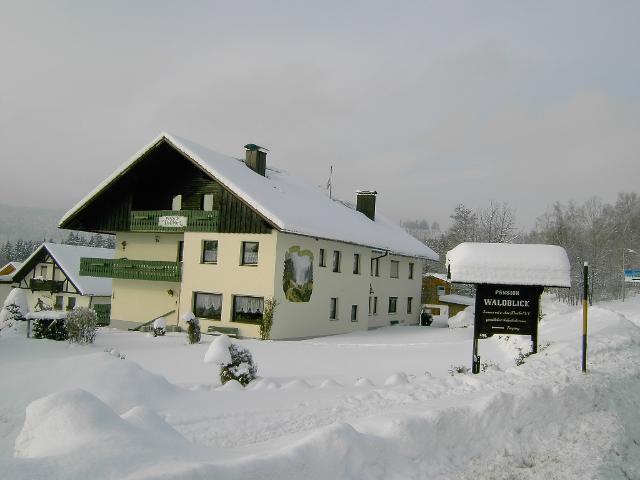 Pension Waldblick in Bayerisch Eisenstein