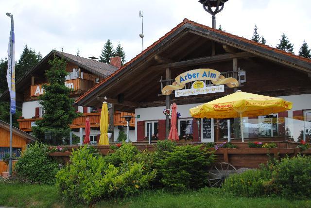 Arber-Alm in Bayerisch Eisenstein