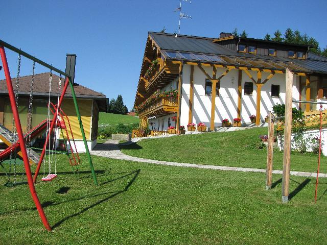 Haus Spannbauer-Pollmann in Neureichenau