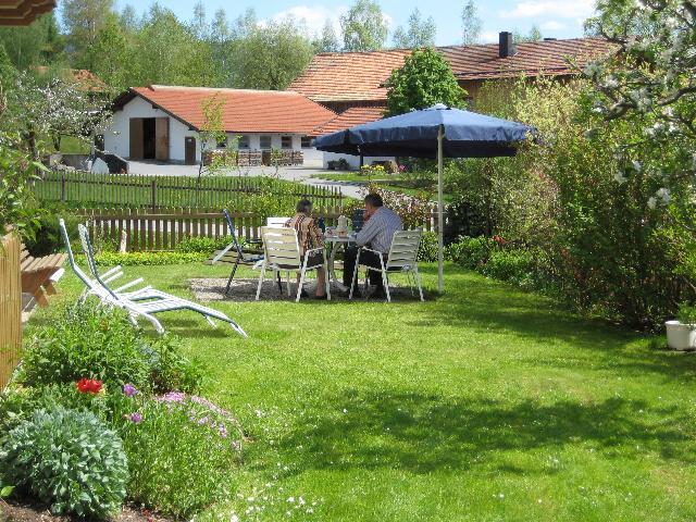 Gästehaus Hutter in Drachselsried