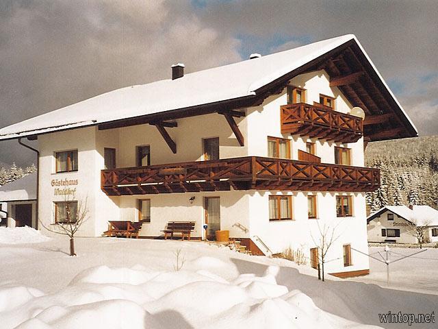 Haus Waldhof in Langdorf