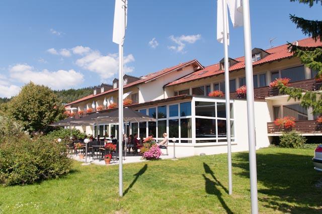Sonnenhotel Fürstenbauer in Bodenmais