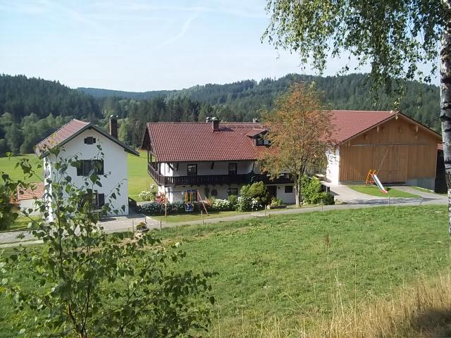 Ferienhaus Burgstall