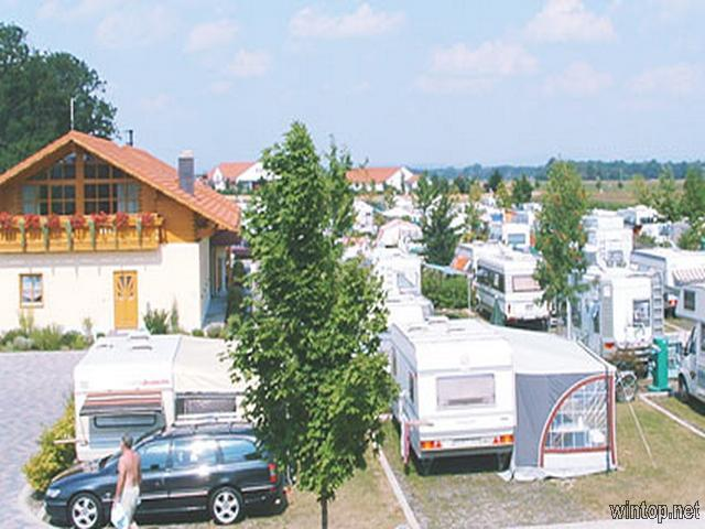 Camping & mehr Holmernhof in Bad Füssing