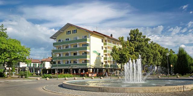 Arkadenhaus Thermenblick in Bad Füssing