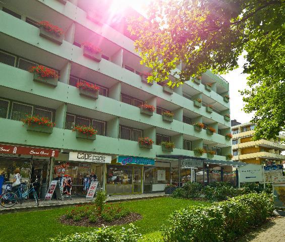 Zentral - Hotel in Bad Füssing