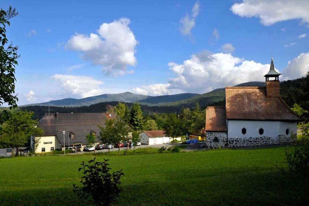 Berggasthof Lusen in Neuschönau