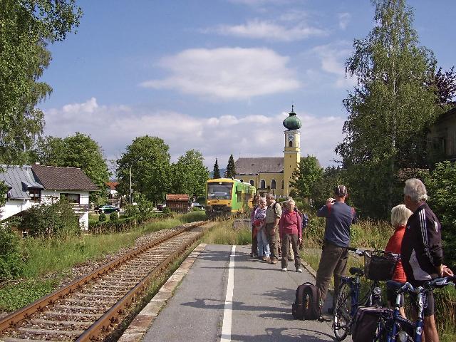 FW Claus in Frauenau