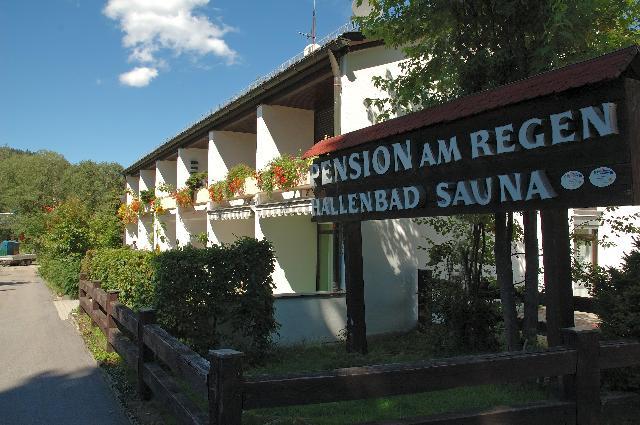 Pension am Regen in Bayerisch Eisenstein