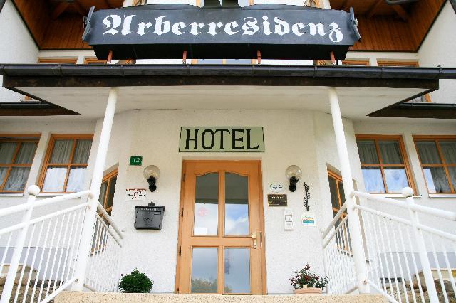 Aparthotel Arberresidenz in Bayerisch Eisenstein