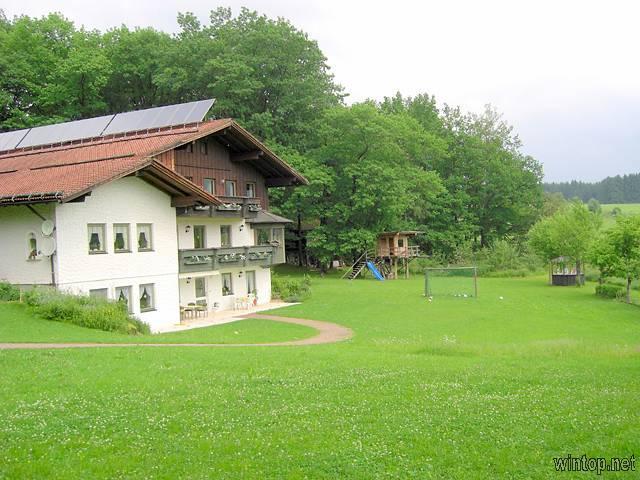 Ferienwohnung Eichenhain (Schreder)