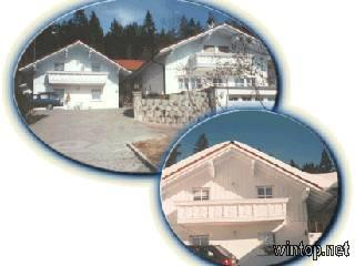 Ferienhaus am Böhmweg (Schreiner) in Lindberg