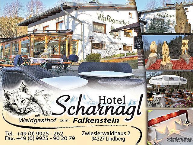 Hotel Scharnagl mit Waldgasthof