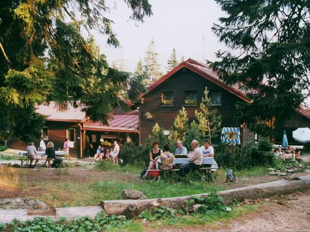 Falkenstein Schutzhaus