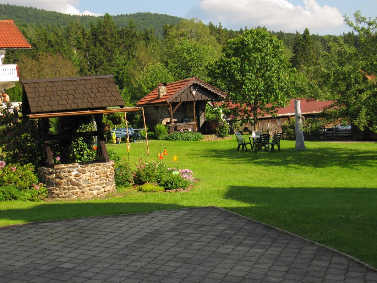 Ferienwohnungen Charlotte in Frauenau