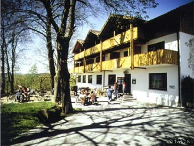 Berggasthof Hinhart in Regen