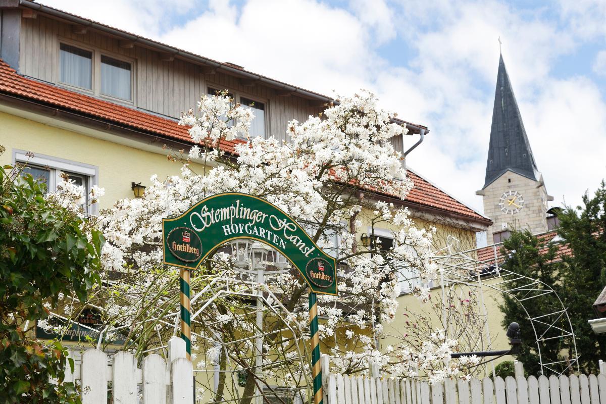 Zum Stemplinger Hansl in Hauzenberg