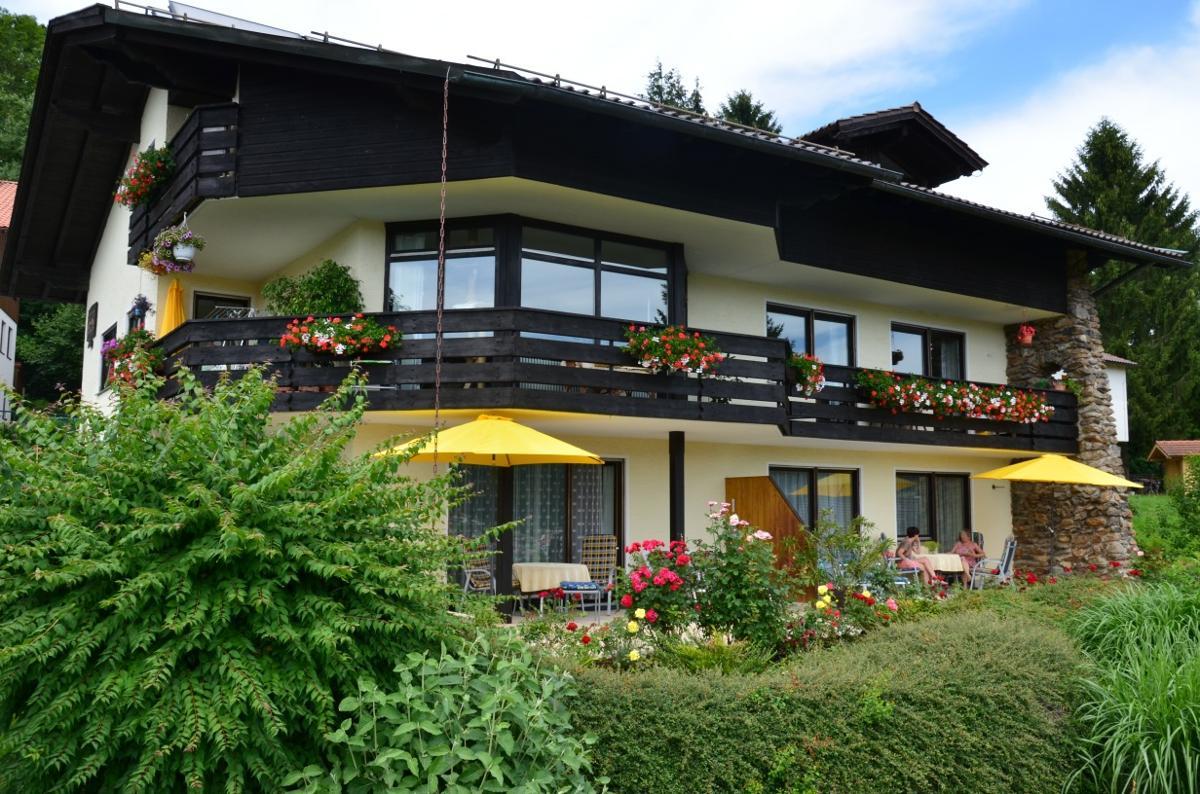 Ferienwohnungen Christa in Bodenmais