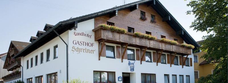 Landhotel / Gasthof Schreiner