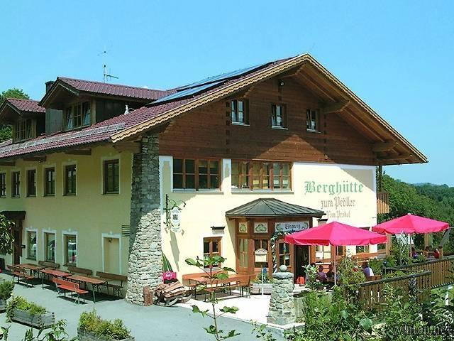Berghütte Zum Pröller in Kollnburg
