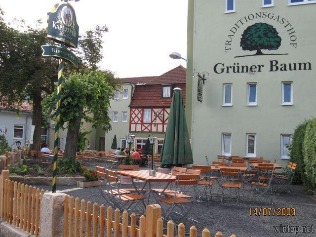 Traditionsgasthof Grüner Baum in Bad Staffelstein