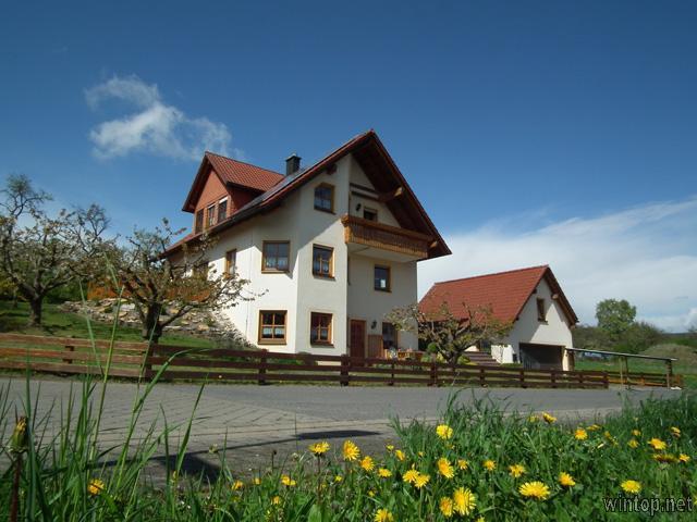 Ferienwohnung Helena in Bad Staffelstein OT Uetzing