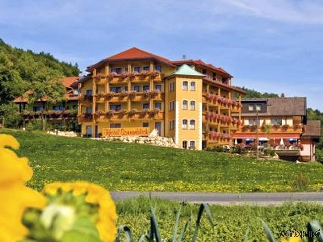 Hotel Sonnenblick in Bad Staffelstein OT Schwabthal