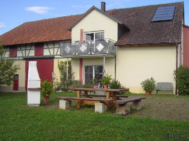 Ferienwohnungen Eberth in Bad Staffelstein OT Unterzettlitz