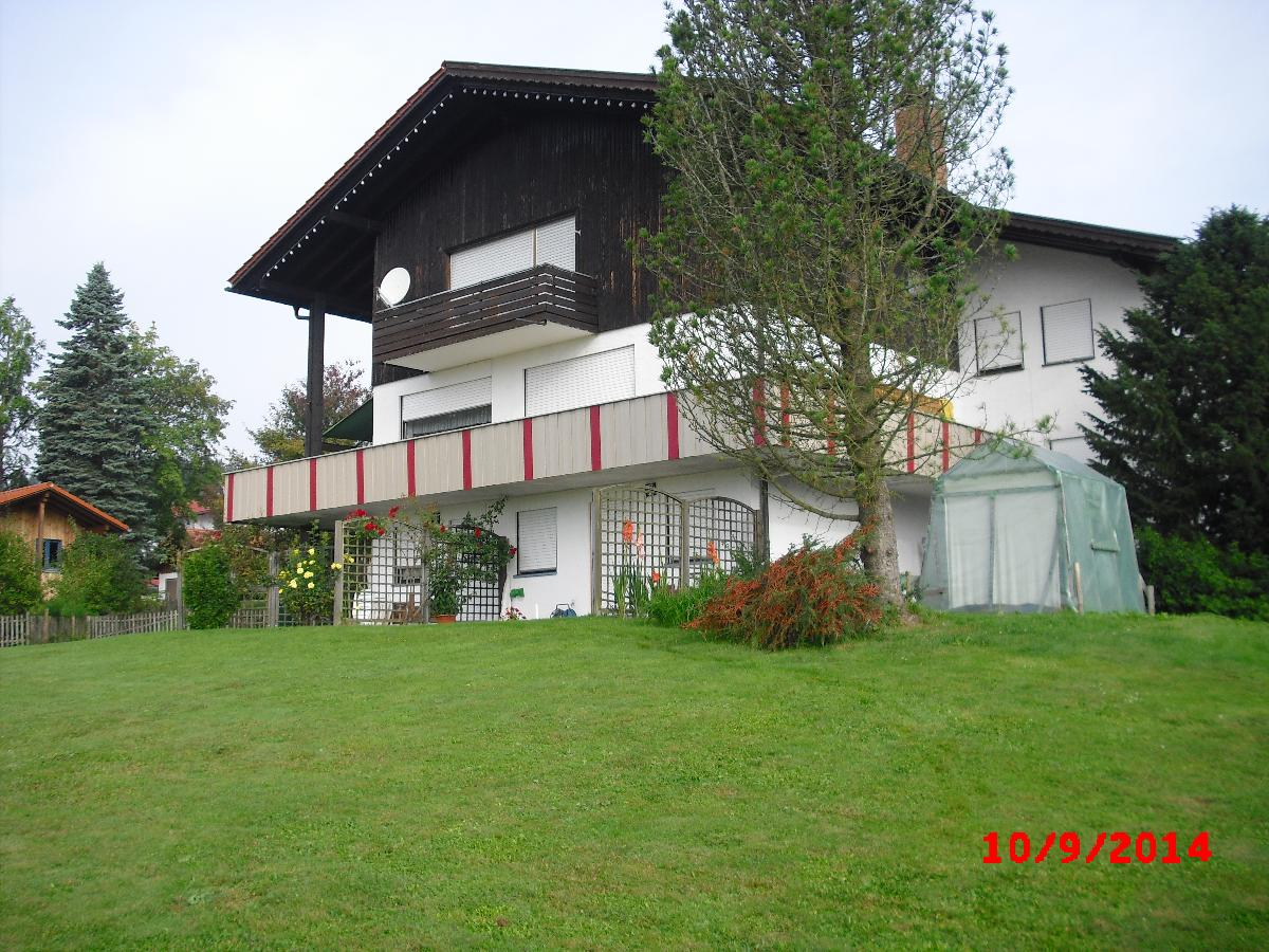 Pension Rosengarten (Lehrmayer) in Lindberg