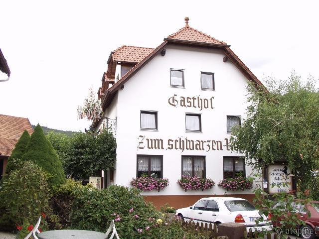Landgasthof  Zum Schwarzen Roß in Zeitlofs