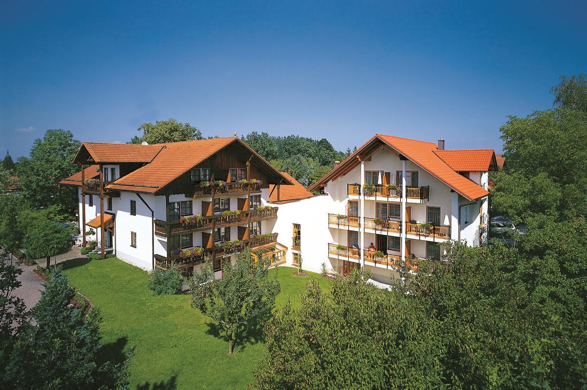 Appartementhaus Silvia in Bad Füssing