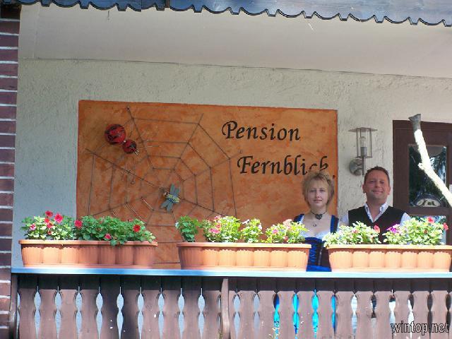 Pension Fernblick in Sankt Oswald