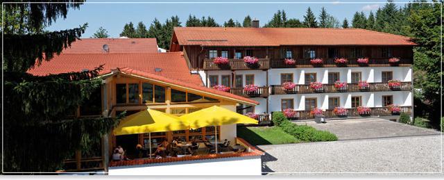 Landhotel Tannenhof in Spiegelau