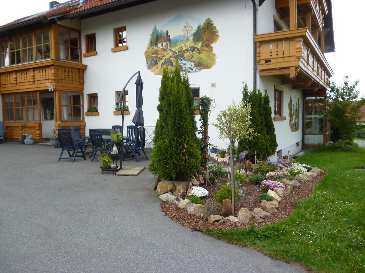 Haus Aufschläger in Sankt Oswald