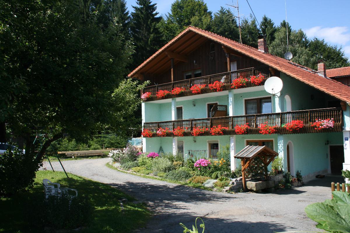 Gästehaus Einberger in Höhenbrunn