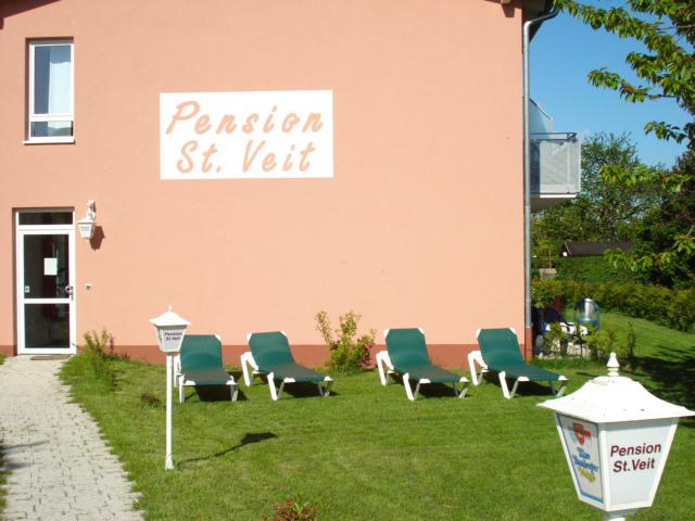 Pension St. Veit in Bad Staffelstein