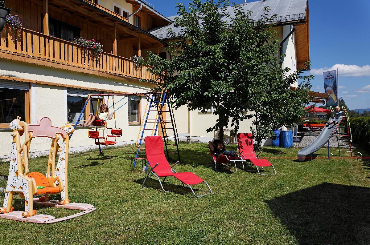 Hotel-Pension Würzbauer in Spiegelau