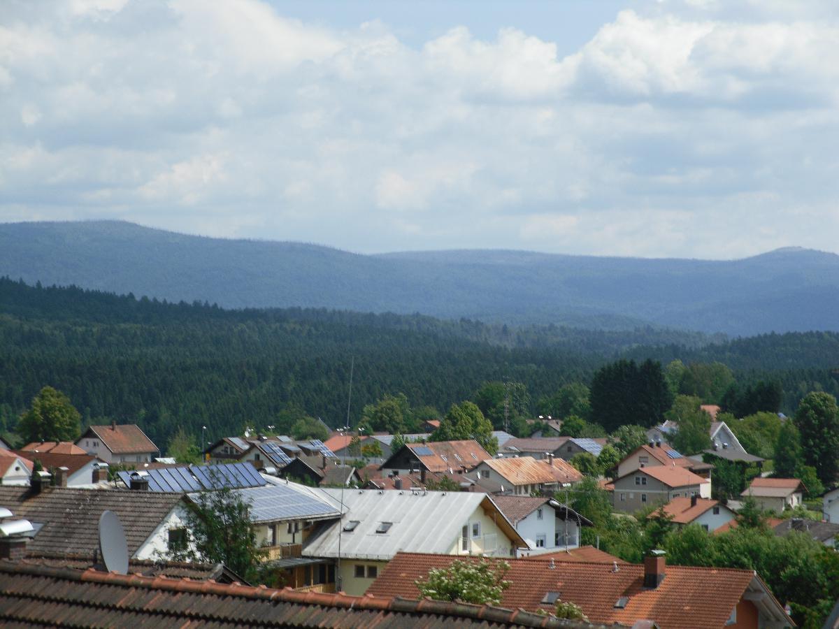 Ferienwohnung Nationalparkblick in Spiegelau