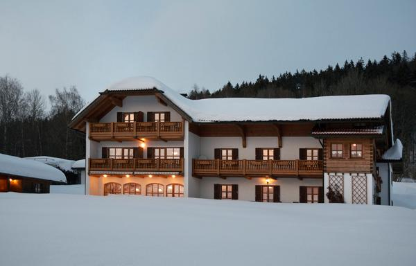 Gästehaus Apfelbacher in Spiegelau