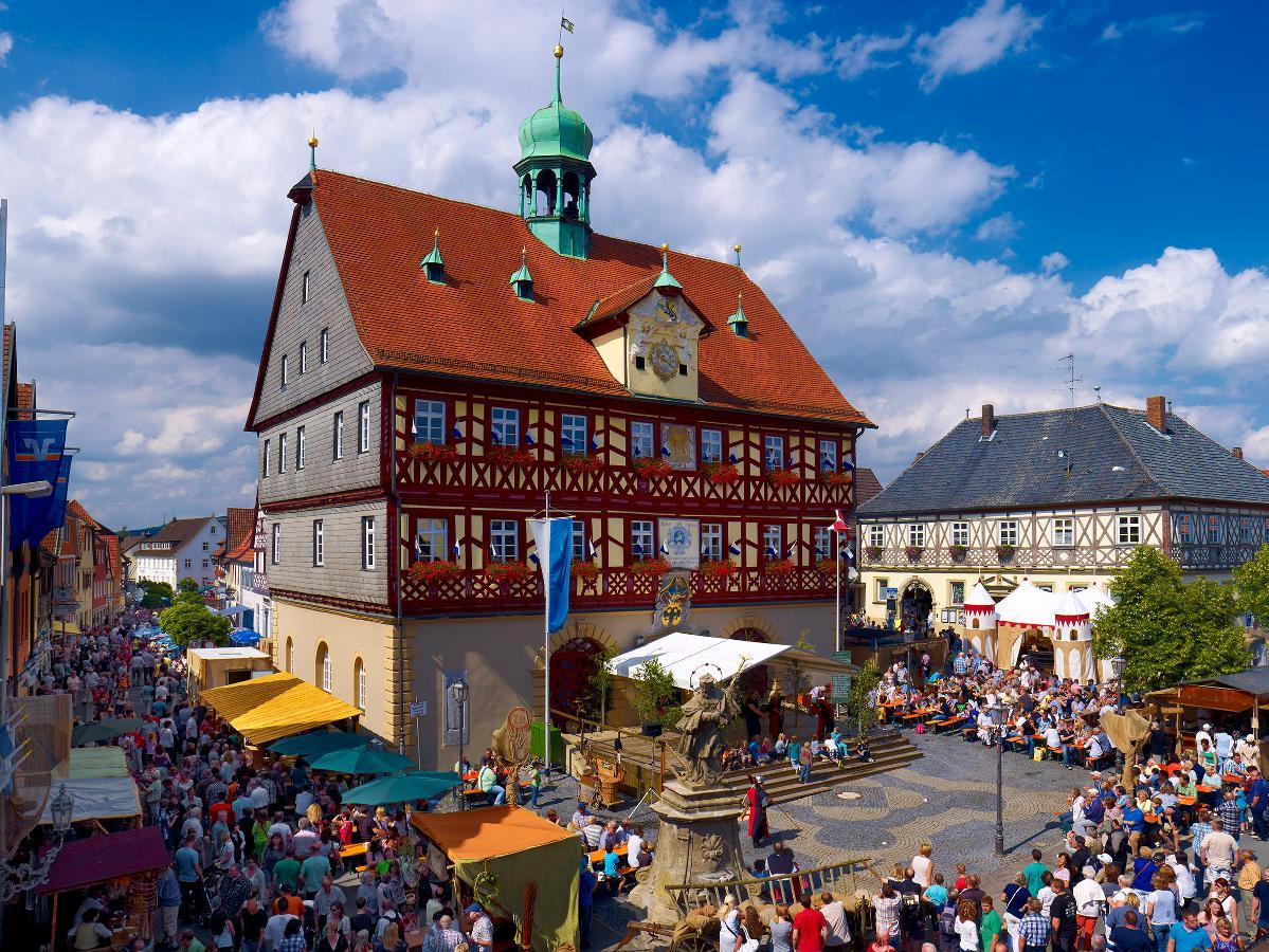 Haus Sonnenschein in Bad Staffelstein