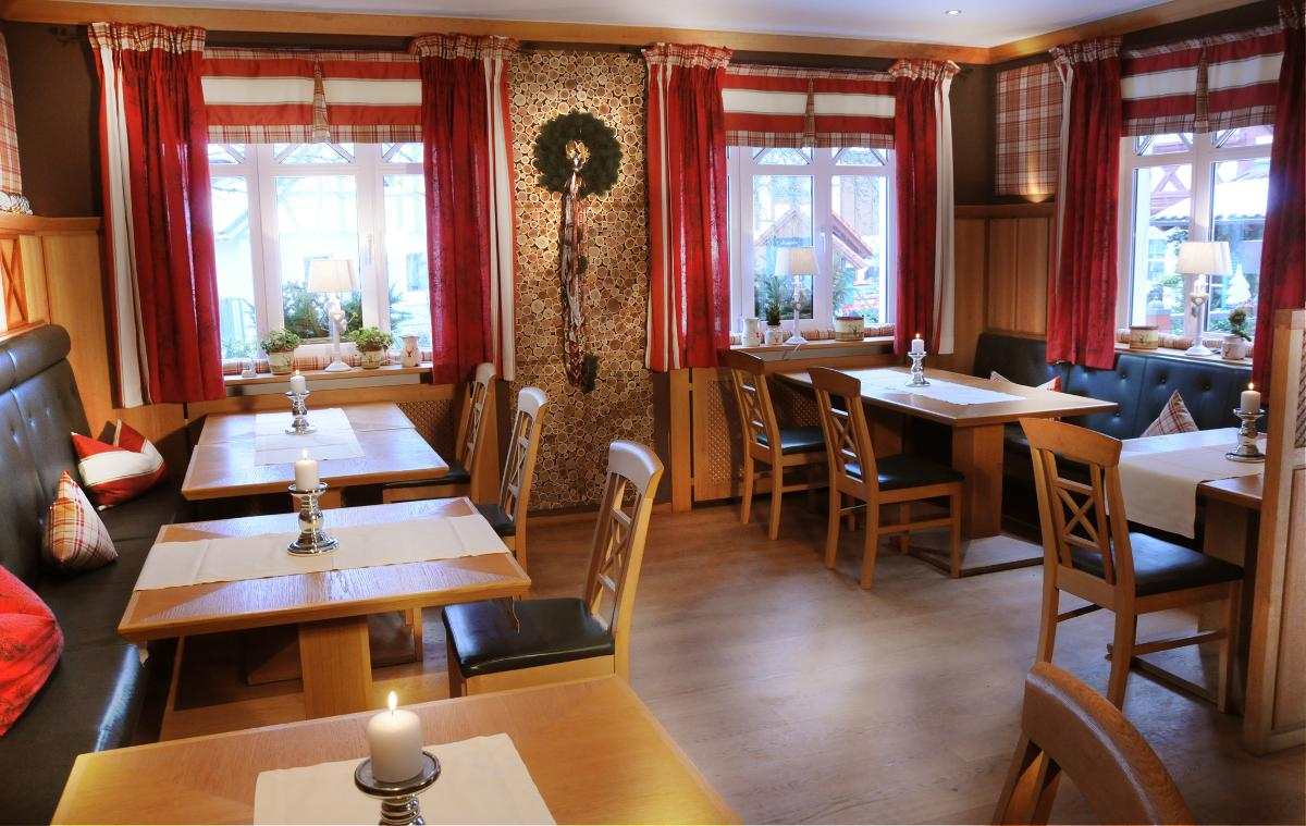 Landhotel Augustin in Bad Staffelstein OT Schwabthal