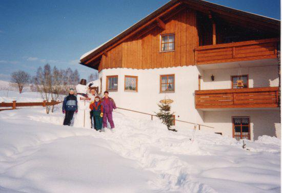 Fewo Max und Klaudia Müller in Drachselsried