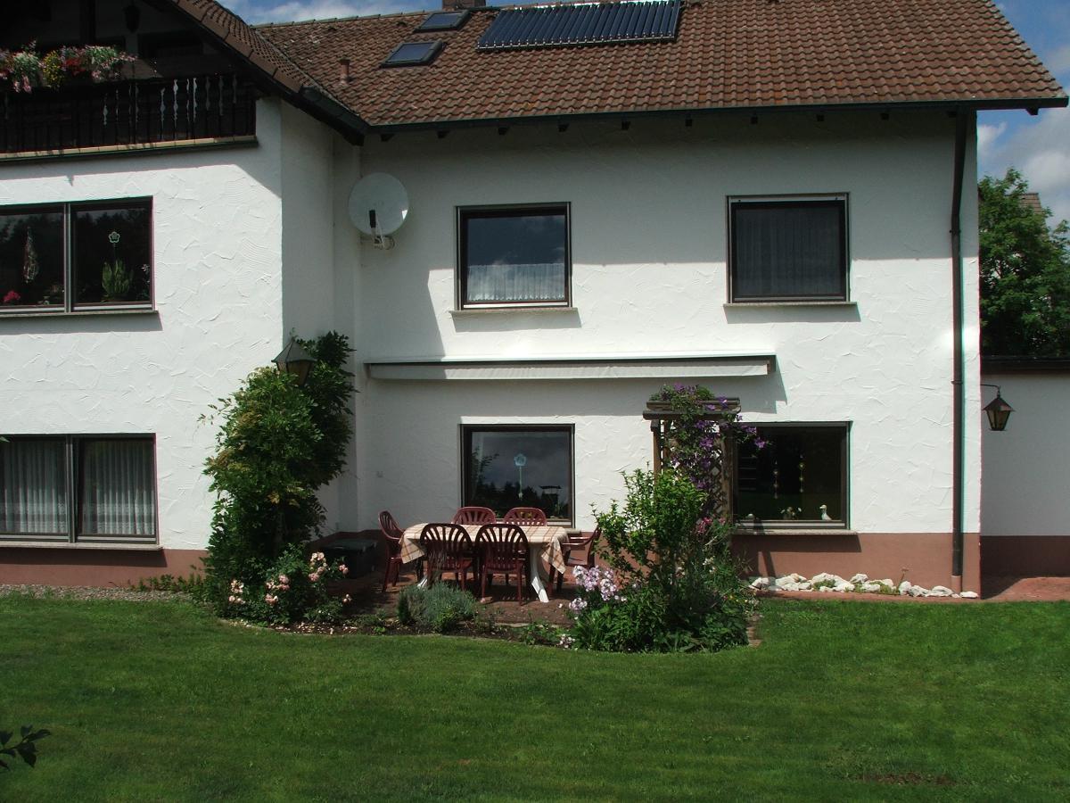 Pension Waldblick in Lichtenfels OT Mistelfeld