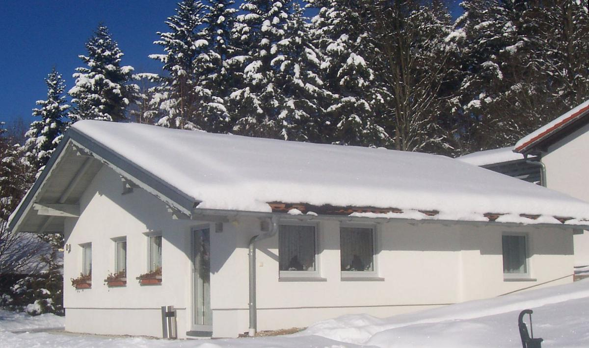 Fewo Lippl - Haus am Nationalpark in Spiegelau