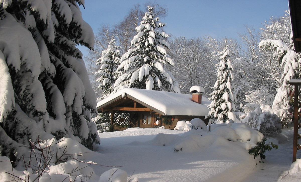 Haus Hüttenberg in Spiegelau