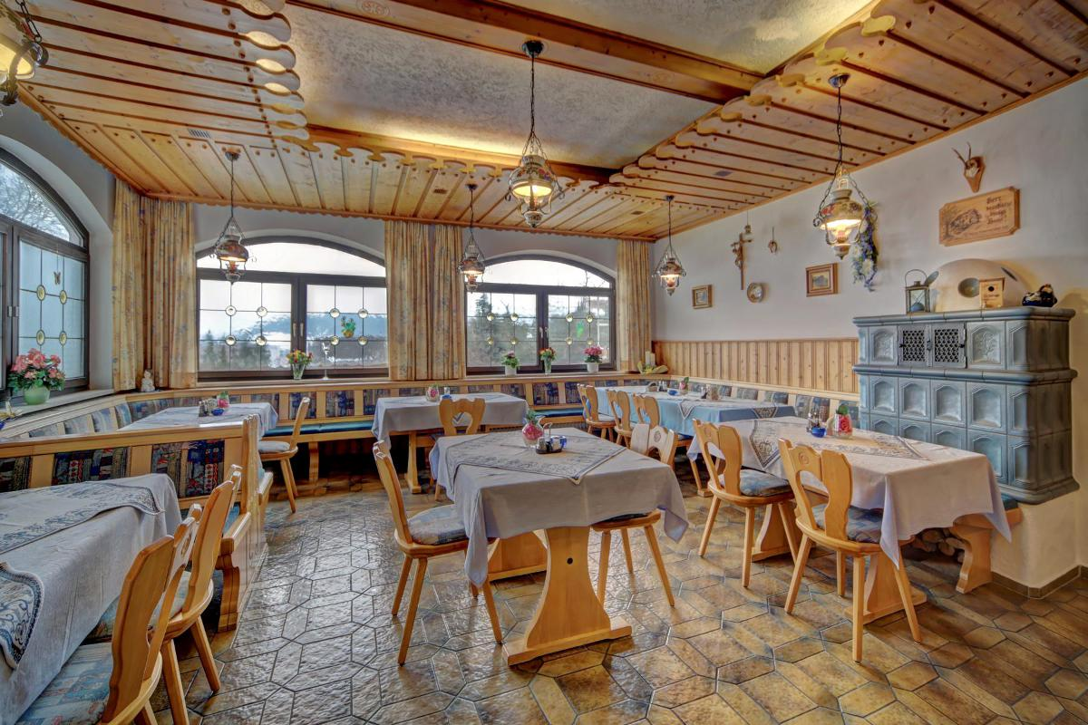 Berghof Pension und Ferienwohnungen in Bischofsmais