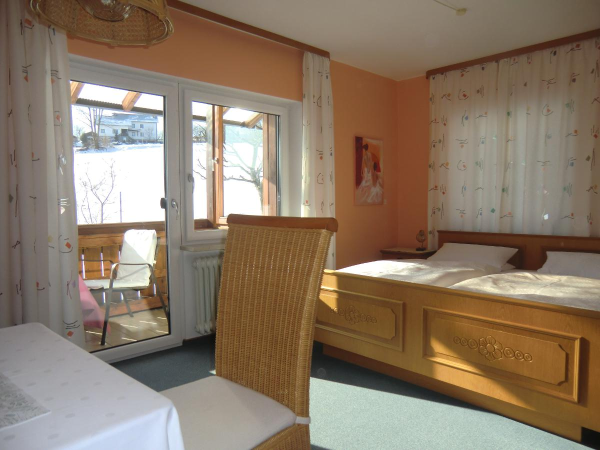 Fewo / Pension Fremuth in Ruhmannsfelden