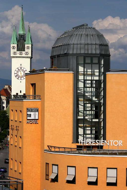 Hotel Theresientor in Straubing