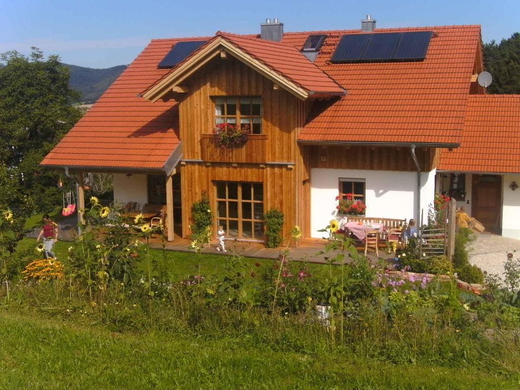 Ferienwohnung Wiesmüller in Haibach-Elisabethszell