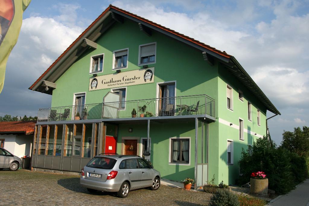Reiterhof Gürster in Mitterfels